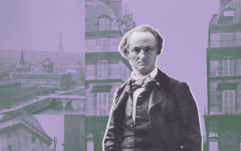 Полунищий щеголь инеудачливый повеса, написавший главную поэтическую книгу Франции. Шарлю Бодлеру — 200