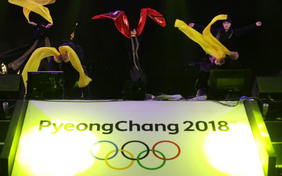 Южная Корея иКНДР договорились пройти пододним флагом наоткрытии Олимпиады