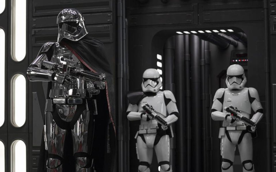 «Синема парк» и«Формула кино» небудут продавать онлайн-билеты нановые «Звездные войны»